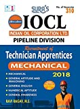 IOCL ( Pipeline Division ) Technician Apprentices Mechanical Exam Books 2018