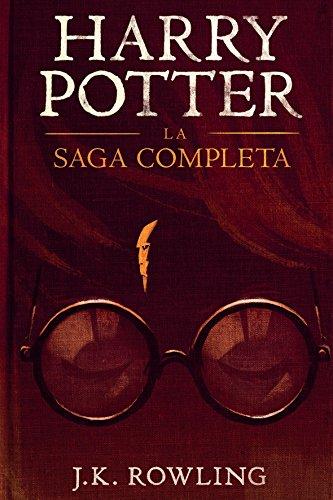 Harry Potter: La Saga Completa (1-7) (La serie Harry Potter Vol. 1)