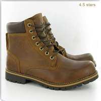 Timberland Earthkeepers Rugged Plain Leather