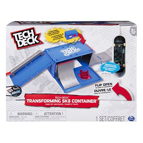 Tech Deck Rampa transformable nbsp;6035885.
