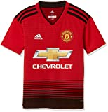 adidas Maillot Junior Manchester United FC 2018/19, Rouge, 11-12 Ans