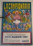Divertente manifesto a colori cm. 70 x 100 stampato in occasione della Fiera di Parma maggio 1987 -