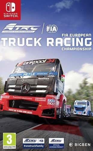 Giochi per Console Big Ben FIA European Truck Racing Championship