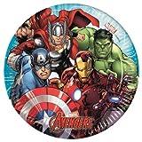 Festa Avengers,Kit Festa Avengers,Piatti Avengers,24 Piatti Avengers ,24 Bicchieri Avengers,40 tovaglioli Avengers,Festa Avengers, Piatti Avengers
