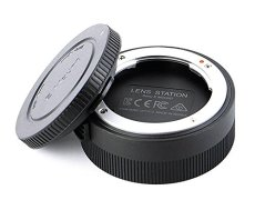 Samyang SA7031 - Dispositivo Lens Station para Objetivos Samyang AF (actualización del firmware, ajustes de Enfoque y Apertura) Color Negro