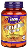 Now Foods Citrulline Line 1200mg 240 Standard – 120 Tablets