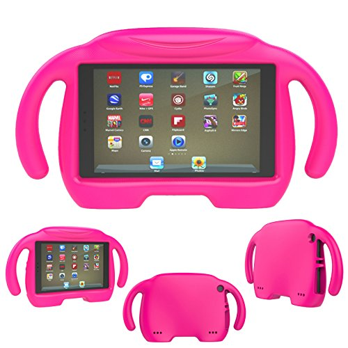 All New Fire HD 20,3 cm 2018 2017 2016 case, Coopts Supersafe Light weight Kids friendly...
