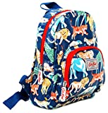Cath Kidston Kids Rucksack 'Safari Animals' in Navy Oilcloth