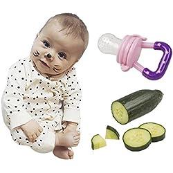 Geschenkidee für Eltern bei Neugeburt von Babys, Säuglingen und Kleinkindern (pink)