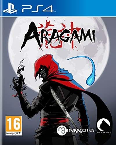 Aragami (PS4) UK IMPORT