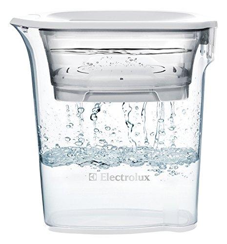 Electrolux AquaSense 1.6L water filter jug with cartridges bundle (ice white) (1 month of AEG PureAdvantage PAA6P)