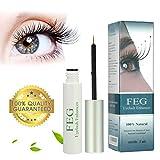 Serum Pestañas, Suero de Crecimiento de Pestañas, Luckyfine Eyelash Enhancer Serum - 3 ml