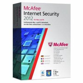 McAfee Internet Security 2012 Dual Protection (1 User) (inklusive kostenlose Upgrademöglichkeit auf Version 2013) [import allemand]