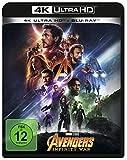 Marvel's The Avengers - Infinity War  (4K Ultra HD) (+ Blu-ray 2D)