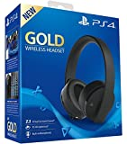 Casque PS4 sans fil - Gold Edition