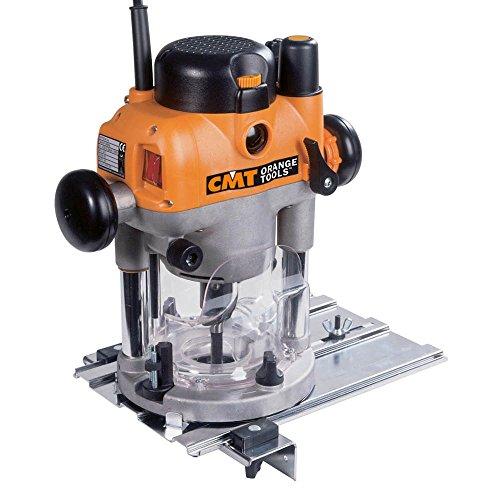 CMT Orange Tools CMT7E - Elettrofresatrice 2000w, 230v, con morsetti 8 / 12mm