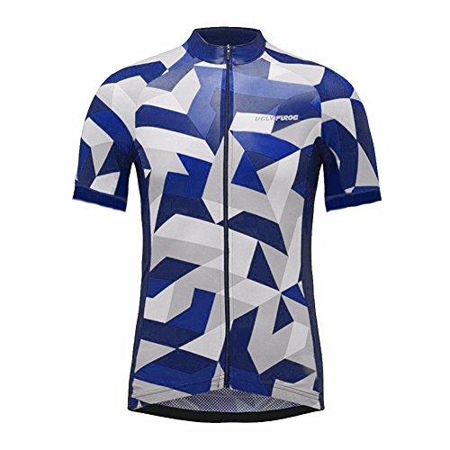 UGLYFROG # ZD09 Bike wear 2017 Nouveau Maillot de Cyclisme Vêtements Maillots Homme Manche courte Style d'été