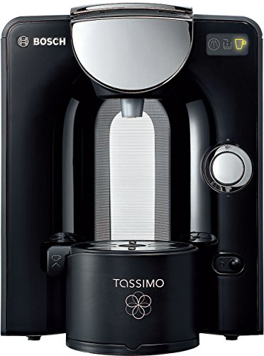Bosch Tassimo Charmy water filter pod or capsule coffee device (black) (1 month of Brita Maxtra) (1 cartridge) (Tassimo pods)
