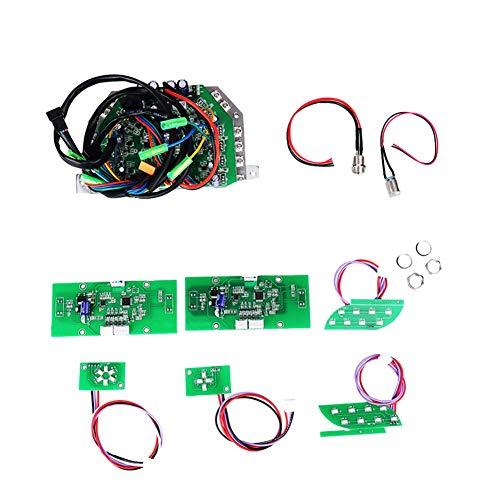 Maxfind Sostituzione Hoverboard Gyro Main PCB System, Main Board Motherboard Gyro Repair Kit...