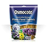 Miracle osmocote Plant Food Controlled Release Tablets X 25