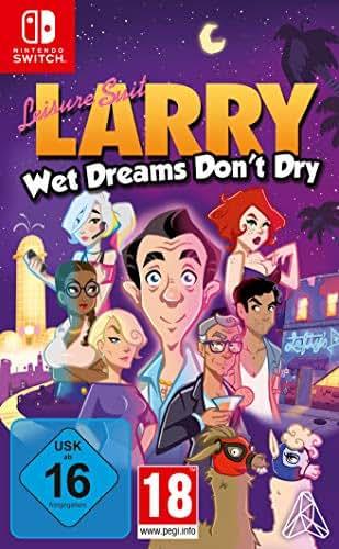 Leisure Suit Larry - Wet Dreams Don't Dry [Nintendo Switch]