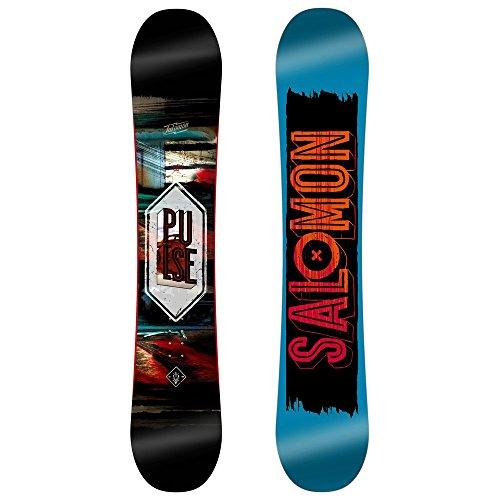 Salomon Snowboard-Pulse 16/17, Colore: 0, Taglia 158W