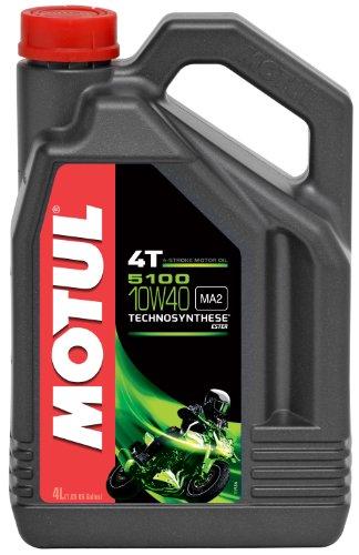 Aceite moto MOTUL 5100 10W40 4T 4L