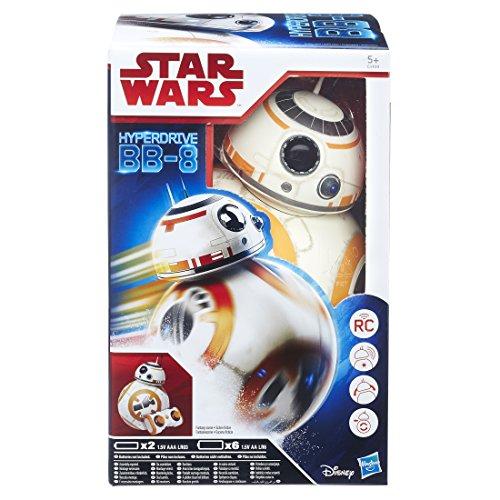Star Wars - BB-8 Robot Drone Radiocomandato Episodio 8 Gli Ultimi Jedi, C1439EU4
