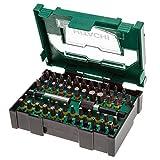Hitachi 400,300,24 Apilables para juego de brocas (60 piezas)