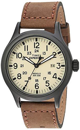 Timex Unisex-Armbanduhr Expedition Scout Analog Quarz NylonT49963
