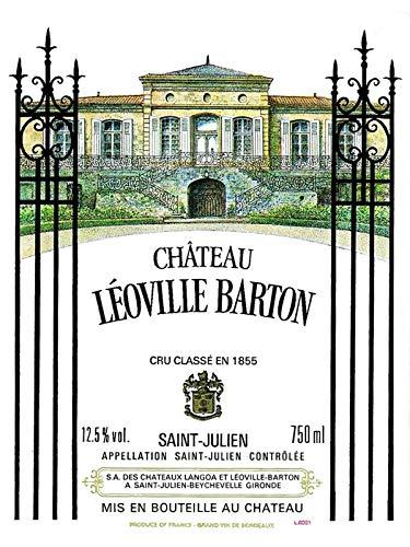 CHÂTEAU LEOVILLE BARTON 1970, Saint Julien - 2ème Cru Classé