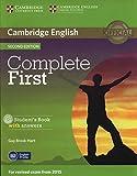 Complete first certificate. Student's book with answers. Per le Scuole superiori. Con CD-ROM. Con espansione online [Lingua inglese]