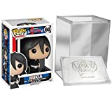 Funko Pop: Animation: Shonen Jump Bleach - Rukia Figure + FUNKO PROTECTIVE CASE