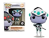 Figurine - Funko Pop - Overwatch - Widowmaker Lootcrate Exclusive