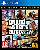GTA V - Edition Premium - PlayStation 4 [Edizione: Francia]