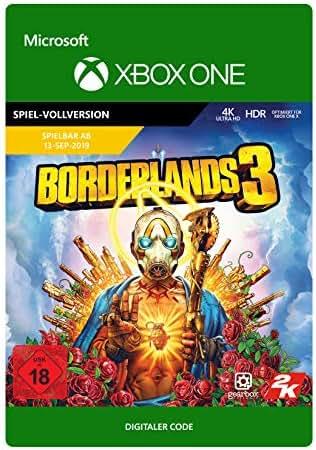 Borderlands 3: (Pre-Purchase) Standard Edition| Xbox One - Download Code