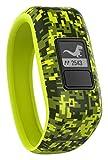 Garmin Vivofit Jr. Daily Activity Tracker for Kids - Digi Camo (Green)