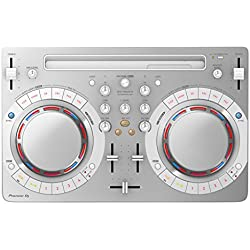 Pioneer DDJ-WeGO4-W Controladora DJ 2 Canales Blanca