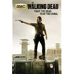 Empire - Póster de The Walking Dead Season 3 (incluye artículo adicional)