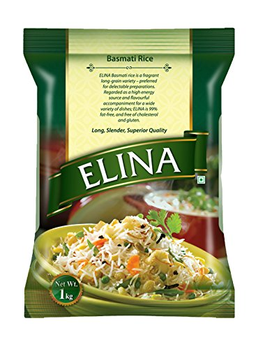 Elina Basmati Rice, 1kg