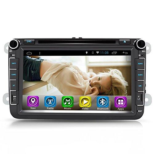 AWESAFE-Autoradio-2-Din-Octa-Core-Android-71-32GB-2GB-mit-Navi-8-Zoll-Bildschirm-Unstersttzt-Bluetooth-WLAN-Subwoofer-USB-fr-VW-Volkswagen-Seat-Skoda-Jetta-Golf-Passat-Polo-