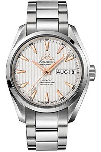 Omega Aqua Terra Herren Armbanduhr 231.10.43.22.02.003