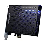 AVerMedia Live Gamer HD 2 - Carte de capture PCIe professionnelle pour PC de Streaming, Sans Driver, Streamez en enregistrez en 1080p60, vidéo non copmpressée, zéro latence, HDMI (GC570)