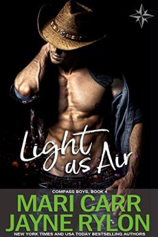 Light as Air by [Carr, Mari, Rylon, Jayne]