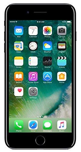 Apple iPhone 7 Plus (Jet Black, 128GB)
