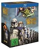 Star Wars: The Clone Wars - Komplettbox Staffel 1-5 (exklusiv bei Amazon.de) [Blu-ray]