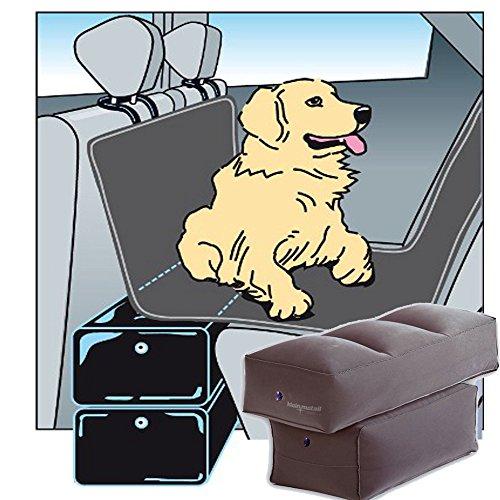 Cuscini Gonfiabili Per Sedili Posteriori Auto.Tierxxl Gapfil Cuscino Gonfiabile Di Ampliamento Del Sedile