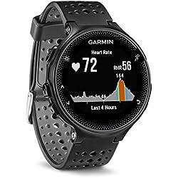 Garmin Forerunner 235 WHR Laufuhr, 24/7 Herzfrequenzmessung am Handgelenk, Smart Notifications, Aktivity Tracker, 1,2 Zoll (3cm) Farbdisplay