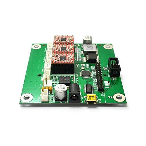 Q-BAIHE GRBL CNC Engraving Machine Control Board, Triaxial Control, DIY Laser Engraving Machine Control Board