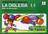 Fichas De Recuperacion La Dislexia 1.1. Nivel De Iniciacion A (Cuadernos De Recuperacion)